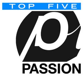 Top 5: Hits 2007 Passion