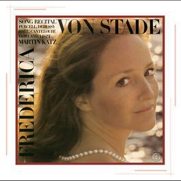 Frederica von Stade Song Recital 2010 Frederica von Stade