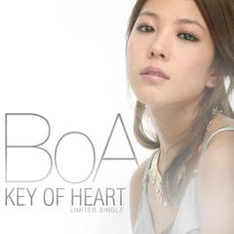 Digital Sigle 'Key Of Heart' 2006 BoA