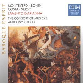 Monteverdi: Lamento D'Arianna 1995 The Consort Of Musicke