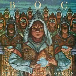 Fire of Unknown Origin 1991 Blue Oyster Cult