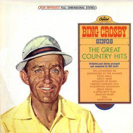 Sings The Great Country Hits 2009 Bing Crosby