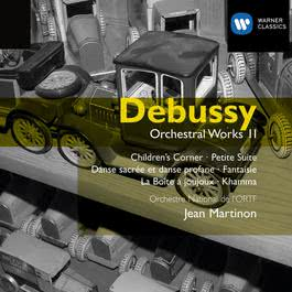 Debussy: Orchestral Works II 2006 Jean Martinon