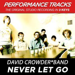 Never Let Go (Performance Tracks) - EP 2009 David Crowder Band