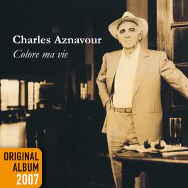 Colore ma vie 2014 Charles Aznavour