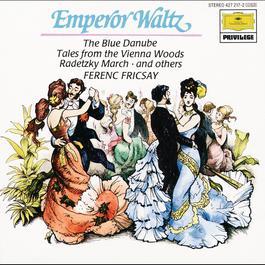 Johann Strauss II: Walzer Und Polkas 1989 Ferenc Fricsay; Berlin Radio Symphony Orchestra