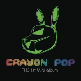 Crayon Pop 1st Mini Album 2013 Crayon Pop