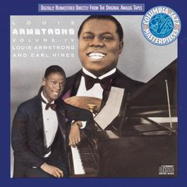 Volume IV - Louis Armstrong And Earl Hines 1989 Louis Armstrong