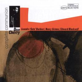 Complete Communion 2000 Don Cherry