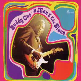 A Man And The Blues 1990 Buddy Guy