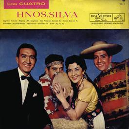 Coleccion Original RCA 1997 Los Cuatro Hermanos Silva