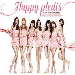 Happy PLEDIS 1ST Album 2010 AFTERSCHOOL
