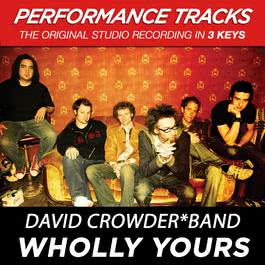 Wholly Yours 2009 David Crowder Band