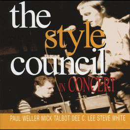 In Concert 1998 The Style Council