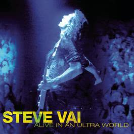 Alive In An Ultra World 2001 Steve Vai