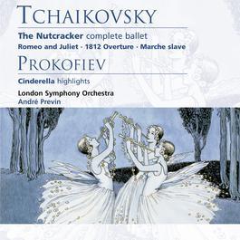 Tchaikovsky: The Nutcracker etc . Prokofiev: Cinderella highlights 2007 Andre Previn