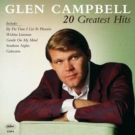 20 Greatest Hits 2000 Glen Campbell