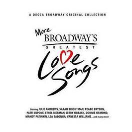 More Broadway Love Songs 2001 羣星