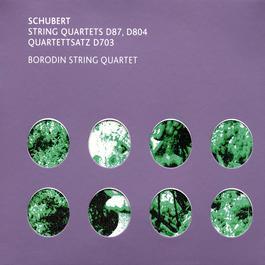 Schubert - String Quartets 2005 Borodin Quartet