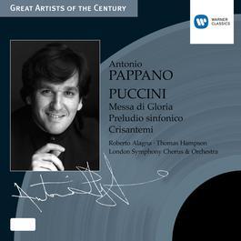 Puccini: Messa di Gloria, Preludio sinfonico & Crisantemi 2006 Antonio Pappano
