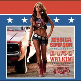 These Boots Are Made For Walkin' 2015 Jessica Simpson