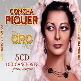Concha Piquer Oro 2006 Concha Marquez Piquer