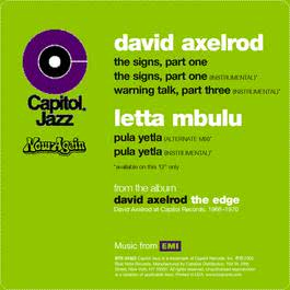 The Signs 2005 David Axelrod