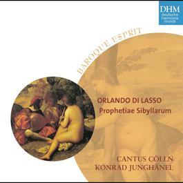 Di Lasso: Prophetiae Sibyllarum 2002 Cantus Cölln; Konrad Junghänel