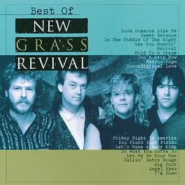 Best Of New Grass Revival 1994 New Grass Revival