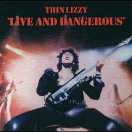 Live And Dangerous 1978 Thin Lizzy