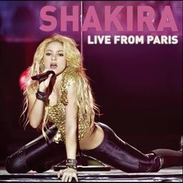 激情巴黎 現場演唱實況 DVD 2011 Shakira