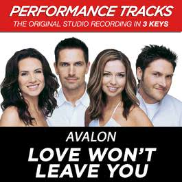 Love Won't Leave You 2009 Avalon