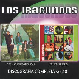 Discografia Completa Vol. 10 2010 Los Iracundos