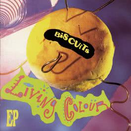 Biscuits 1991 Living Colour