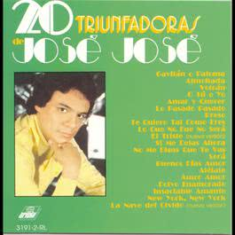 20 Triunfadoras De Jose Jose 1997 Jose Jose