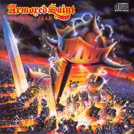 Raising Fear 1987 Armored Saint