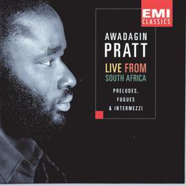 Live In South Africa 1997 Awadagin Pratt