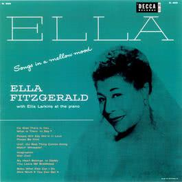Songs In A Mellow Mood 2006 Ella Fitzgerald