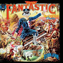 Captain Fantastic And The Brown Dirt Cowboy 1975 Elton John