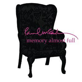 Memory Almost Full 2016 Paul McCartney