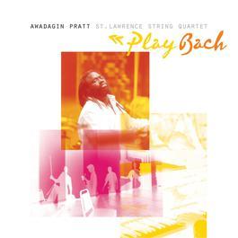 Play Bach 2002 Awadagin Pratt