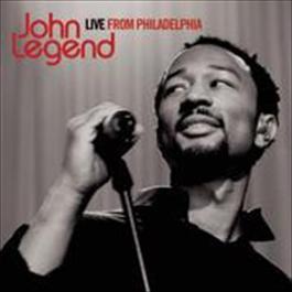 Live from Philadelphia 2016 John Legend