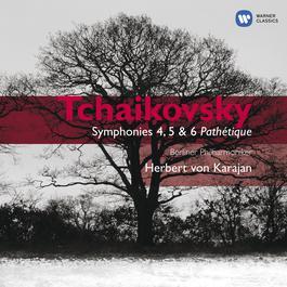 Tchaikovsky: Symphonies 4, 5 & 6 'Pathétique' 2007 Herbert Von Karajan; Berliner Philharmoniker