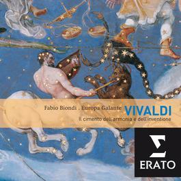 Vivaldi Il Cimento dell'armonia e dell'invenzione 2012 Fabio Biondi