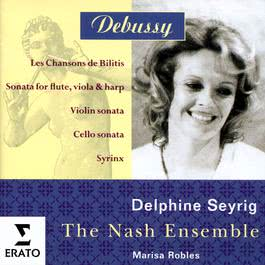 Debussy - Chamber & Vocal Music 1991 Delphine Seyrig
