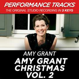 Amy Grant Christmas Vol. 2 (Performance Tracks) 2009 Amy Grant