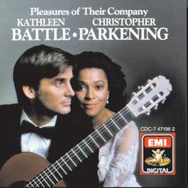 Pleasures Of Their Company 1986 Kathleen Battle