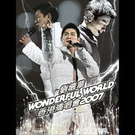 Wonderful World 香港演唱會 2007 2008 劉德華