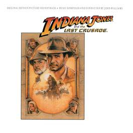 Indiana Jones and the Last Crusade 1989 John Williams