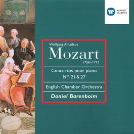 Mozart:Piano Concertos Nos. 21 & 27 2005 Daniel Barenboim